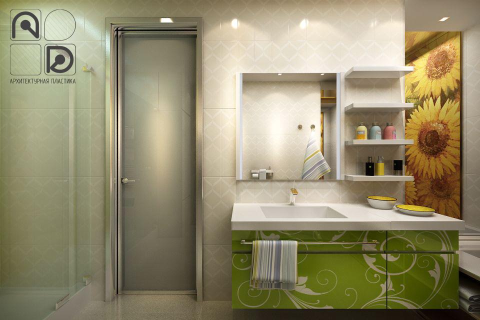 Дизайн ванной и кухни
